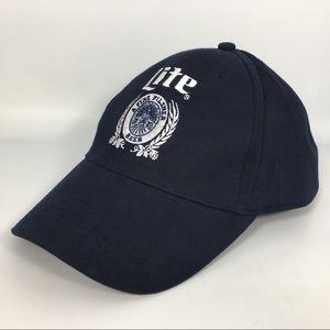 23b7dfb6c Miller Lite 'A FINE PILSNER BEER' Snapback Hat